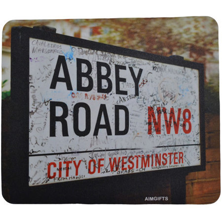 View larger image of Abbey Road Vintage Sign Coaster