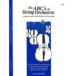 ABCs of String Orchestra - Viola