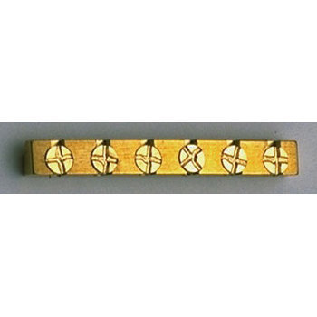 View larger image of ABM 6220 Height Adjustable Brass Nut