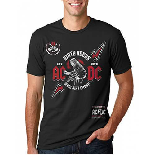 View larger image of AC/DC Done Dirt Cheap T-Shirt - Men's Medium