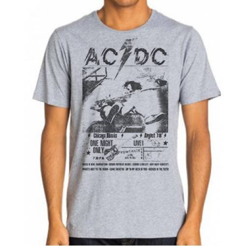 View larger image of AC/DC Riff Raff T-Shirt - Men's Small