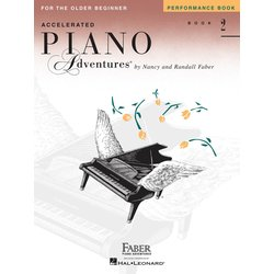Accelerated Piano Adventures for the Older Beginner - Performance Book 2
