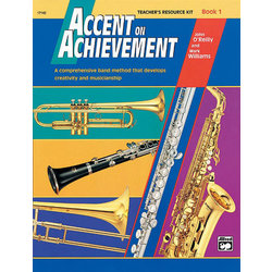 Accent on Achievement Book 1 - Resource Kit