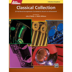 Accent On Performance Classical Collection - Bari Sax
