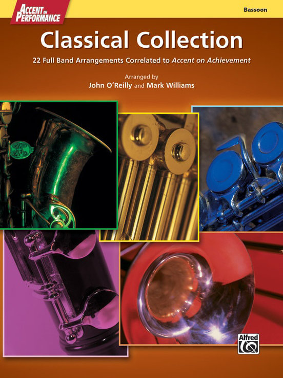 View larger image of Accent On Performance Classical Collection - Bassoon