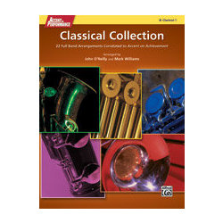 Accent On Performance Classical Collection - Clarinet 1