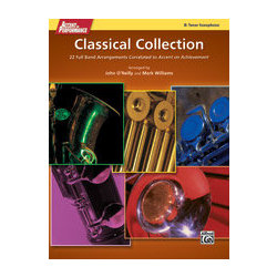 Accent On Performance Classical Collection - Tenor Sax