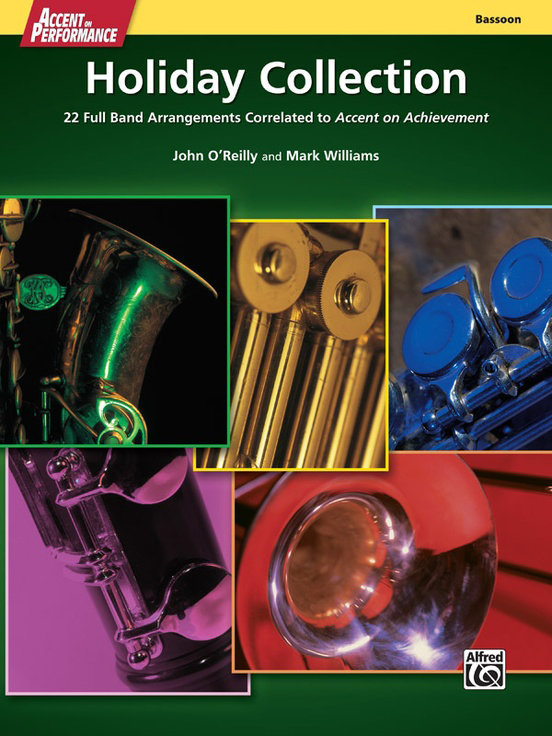 View larger image of Accent On Performance Holiday Collection - Bassoon