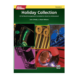 Accent On Performance Holiday Collection - Percussion 2