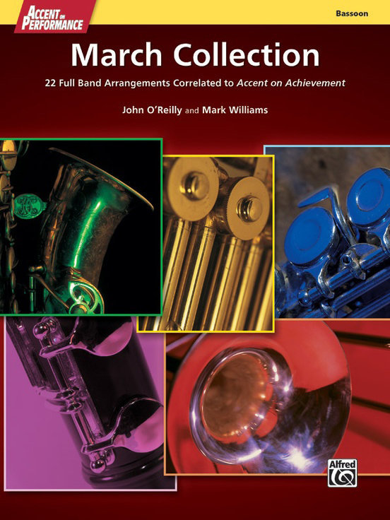 View larger image of Accent On Performance March Collection - Bassoon