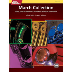Accent On Performance March Collection - Bassoon