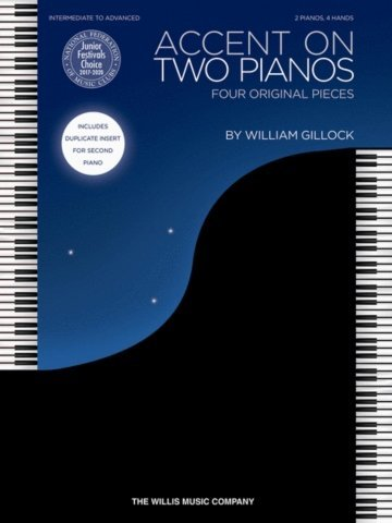 View larger image of Accent on Two Pianos (2P4H)