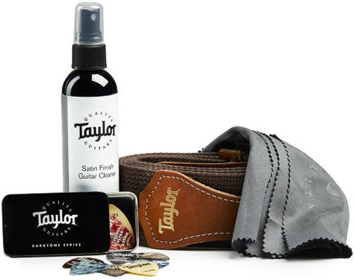 View larger image of Taylor GS Mini/Traveler Essentials Pack - Guitars