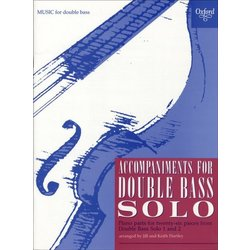 Accompaniments for Double Bass Solo - Book 1&2