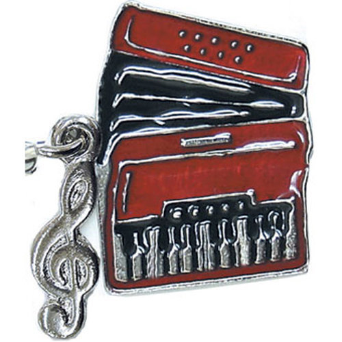 View larger image of Accordion Charm/Zipper Pull