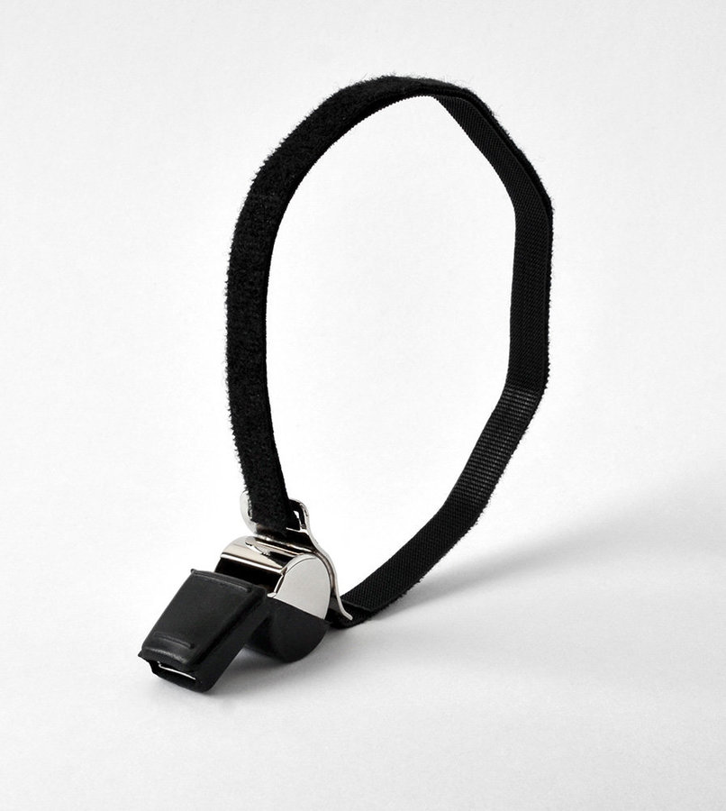 View larger image of Acme 246/60.5 Thunderer Whistle with Adjustable Web Strap