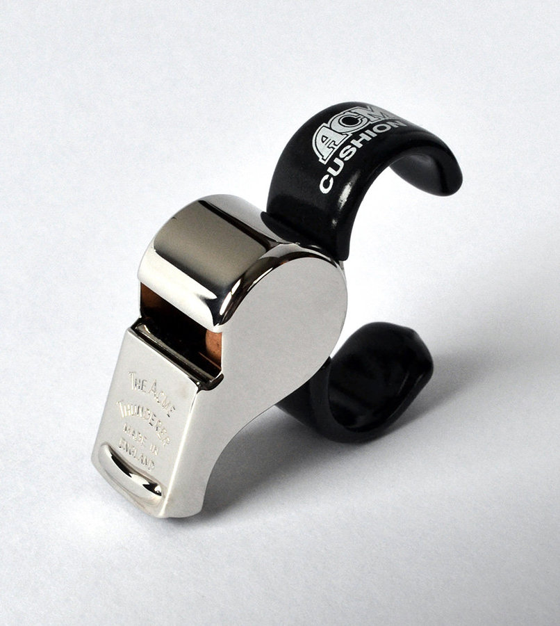 View larger image of Acme 477/58 Whistle with Finger Grip