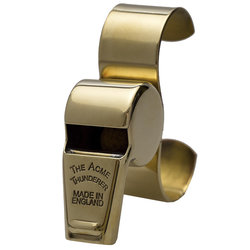 Acme 477/60.5 Awards Whistle with Box - Silver Plated