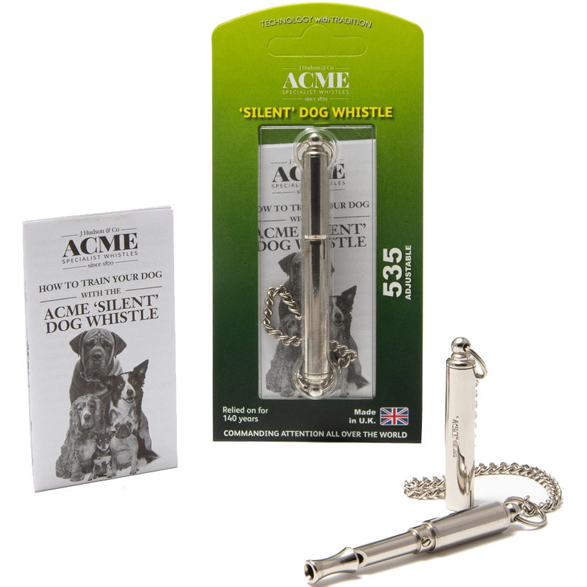 View larger image of Acme 535 Silent Dog Whistle