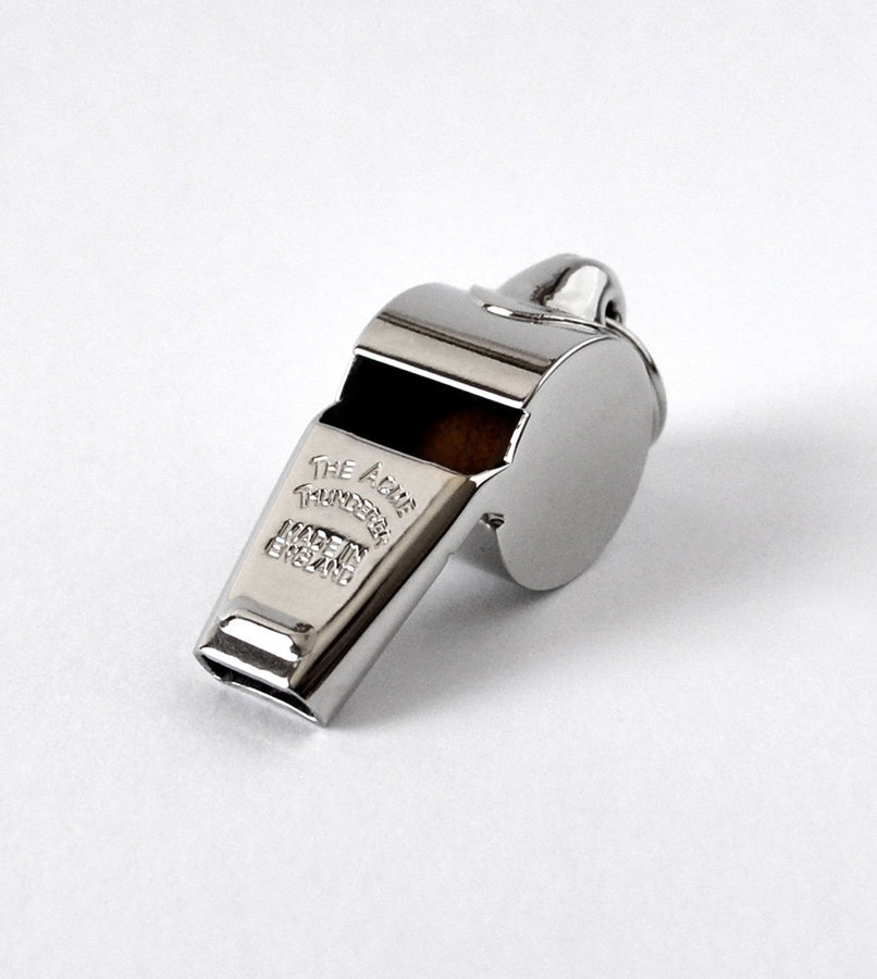 View larger image of Acme 60.5 Thunderer Whistle - High Tone