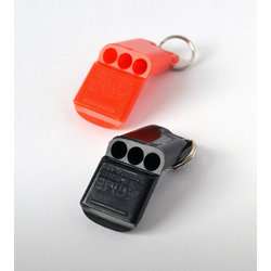 Acme 635 Medium Tornado Pealess Whistle - Orange