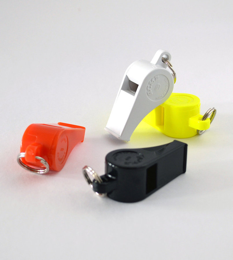 View larger image of Acme 660 Thunderer Whistle - Yellow