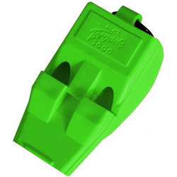 Acme T2000 S.O.L.A.S. Tornado Pealess Whistle - Green