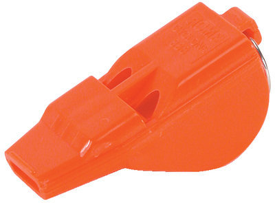 View larger image of Acme T2000 S.O.L.A.S. Tornado Pealess Whistle - Orange