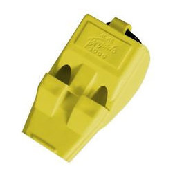 Acme T2000 S.O.L.A.S. Tornado Pealess Whistle - Yellow