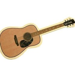 Acoustic Guitar Air Freshener - Fresh Air