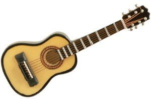 View larger image of Acoustic Guitar Magnet
