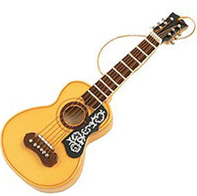View larger image of Acoustic Guitar Ornament - Spanish Style, 5
