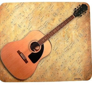 View larger image of Acoustic Guitar Sheet Music Mouse Pad