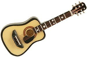 View larger image of Acoustic Guitar with Pick Guard Magnet