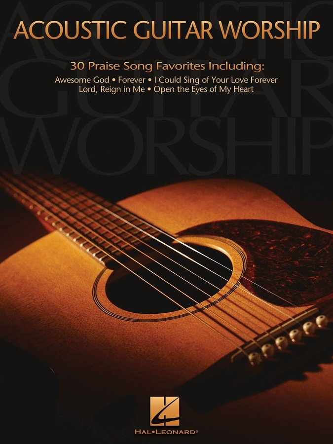View larger image of Acoustic Guitar Worship