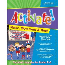 Activate! - Aug/Sept 14