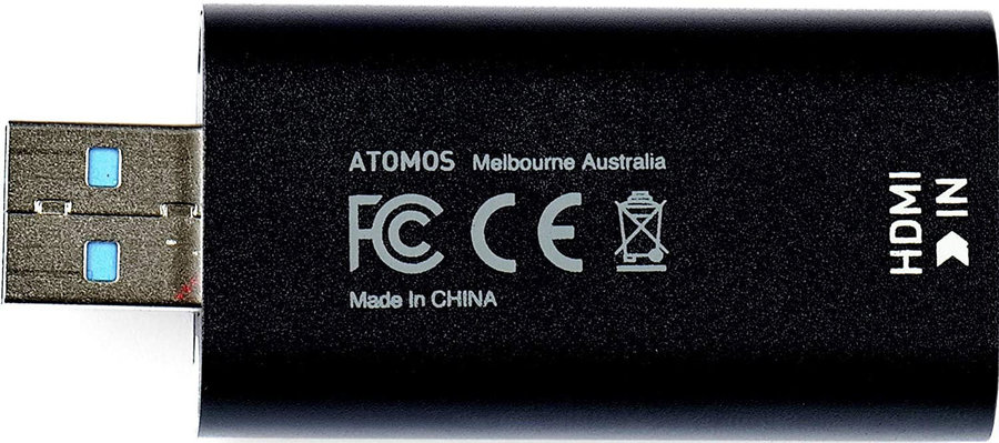 View larger image of Atomos Connect HDMI to USB Converter