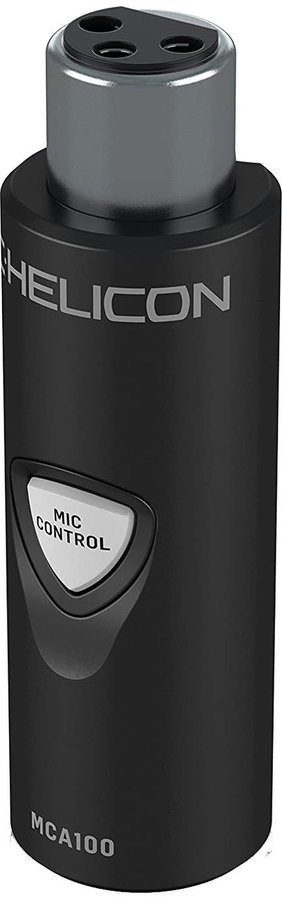 View larger image of TC Helicon MCA100 Mic Control Adaptor
