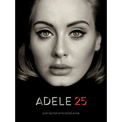 Adele 25 - Easy Guitar with Notes and Tab