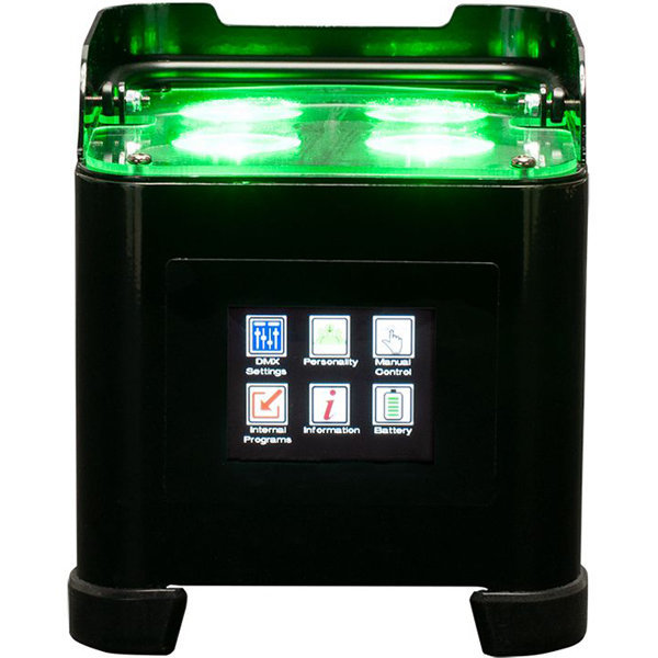 View larger image of ADJ Element ST HEX Wireless LED Up-Light