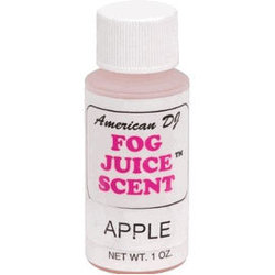 ADJ F-Scents Fog Juice Scent - Apple, 1 oz