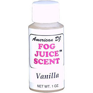 View larger image of ADJ F-Scents Fog Juice Scent - Vanilla, 1 oz