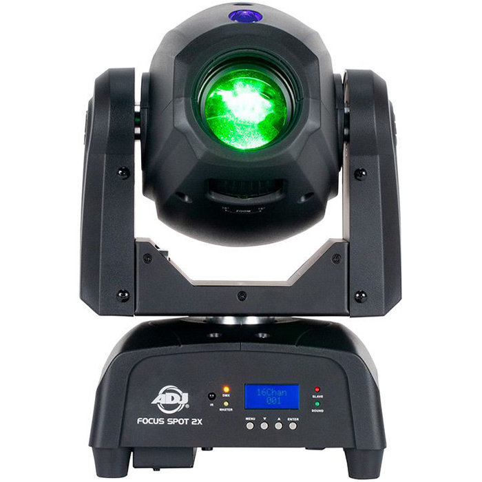 View larger image of ADJ Focus Spot 2X LED Moving Head