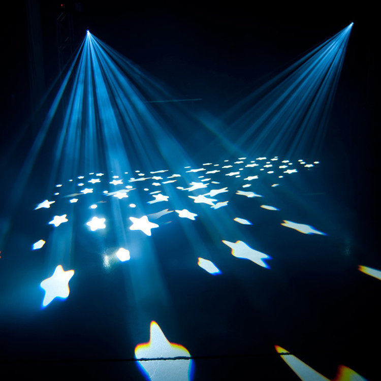View larger image of ADJ Ikon Profile LED GOBO Projector