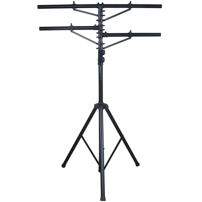 View larger image of ADJ LTS-1 Heavy Duty Lighting Tripod Stand with T Bar
