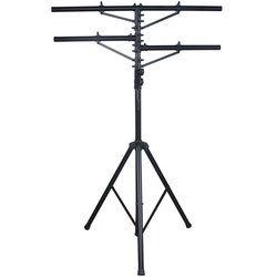 ADJ LTS-1 Heavy Duty Lighting Tripod Stand with T Bar