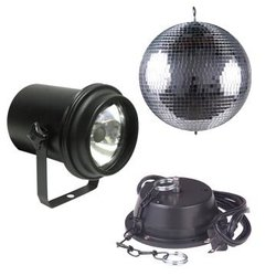 ADJ Pinspot / Motor / Mirror Ball
