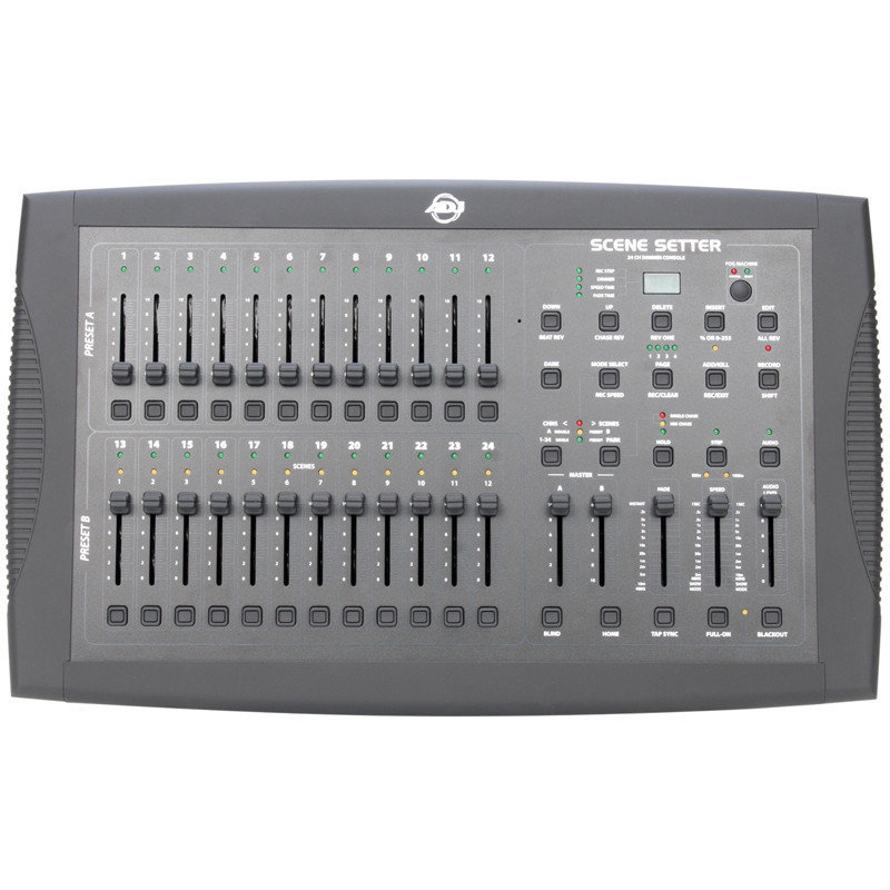 View larger image of ADJ Scene Setter 24-Channel Dimming Console