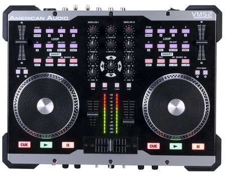View larger image of ADJ VMS2 MIDI Controller