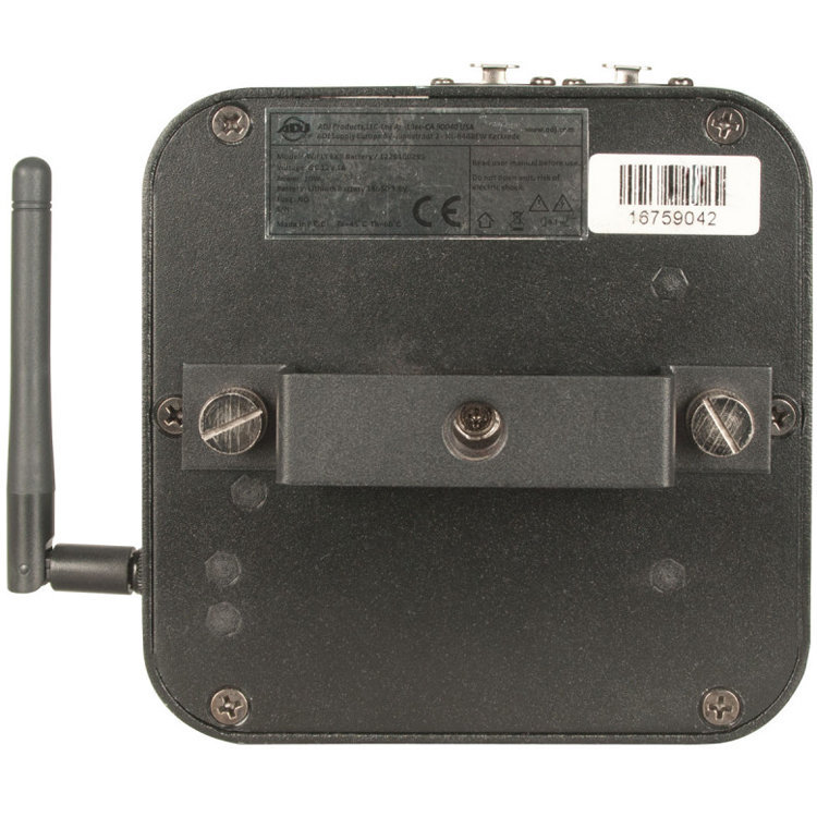 View larger image of ADJ WiFLY EXR Battery Wireless Transmitter/Receiver